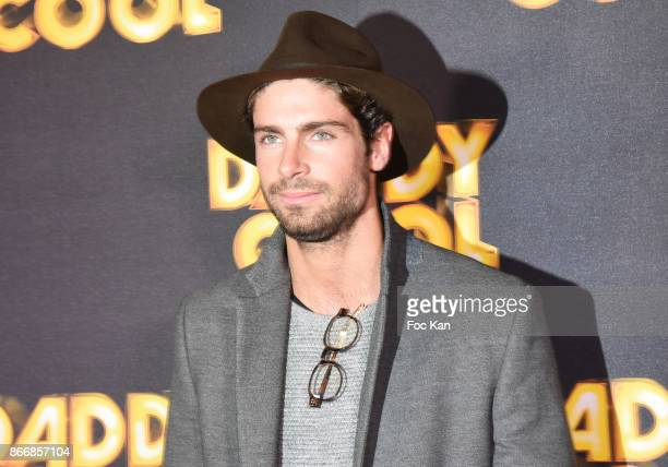 Actor Tom Leeb attends the 'Daddy Cool' Paris Premiere at UGC Cine Cite Bercy on October 26 2017 in Paris France