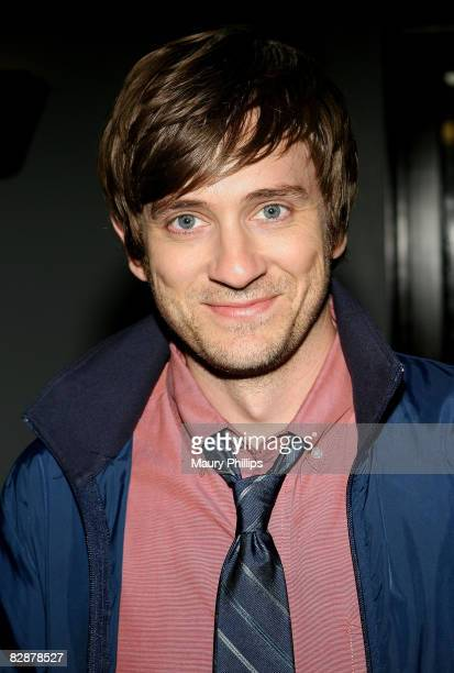 Actor Tom Lenk attends Niecy Nash's party to celebrate the launch of 'Do Not Disturb' on September 17 2008 at Libertine in Los Angeles California