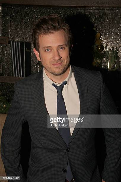 Actor Tom Lenk attends SPARKLE an AllStar Holiday Concert to benefit The Actors Fund At Rockwell Table Stage on December 11 2014 in Los Angeles...