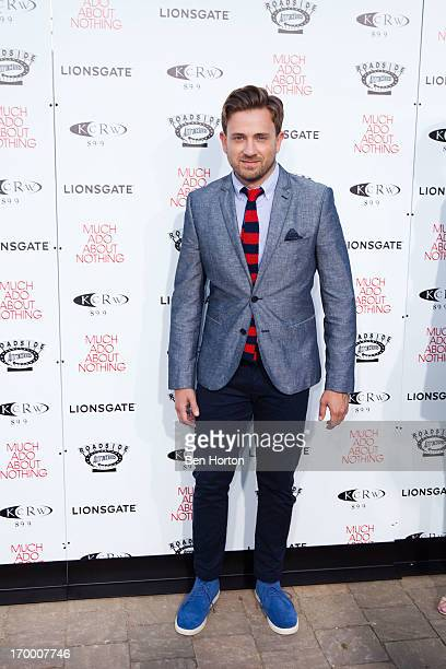 Actor Tom Lenk attends the Academy Of Motion Picture Arts And Sciences' Oscars Outdoors Summer Series 'Much Ado About Nothing' screening at Oscars...