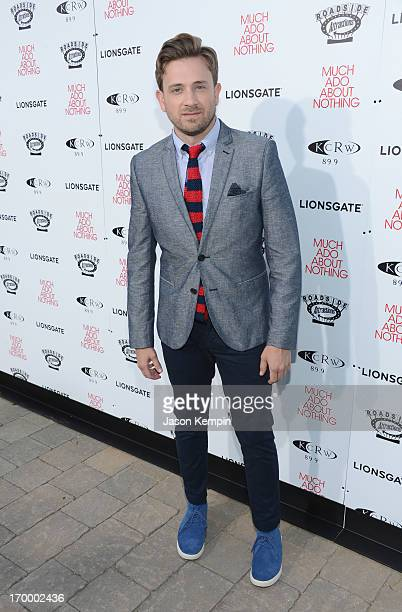 Actor Tom Lenk attends the screening of Lionsgate and Roadside Attractions' 'Much Ado About Nothing' on June 5 2013 in Hollywood California