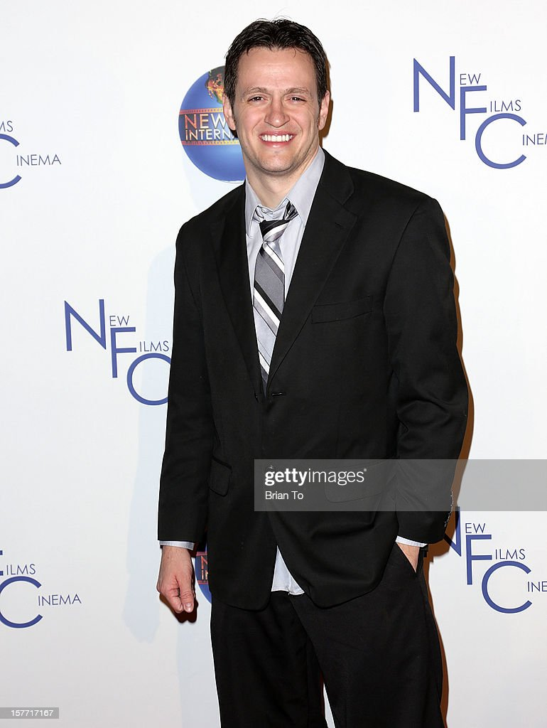 Actor Tom Malloy attends the Los Angeles premiere of 'Flying Lessons' at Laemmle Monica 4-Plex on December 5, 2012 in Santa Monica, California.