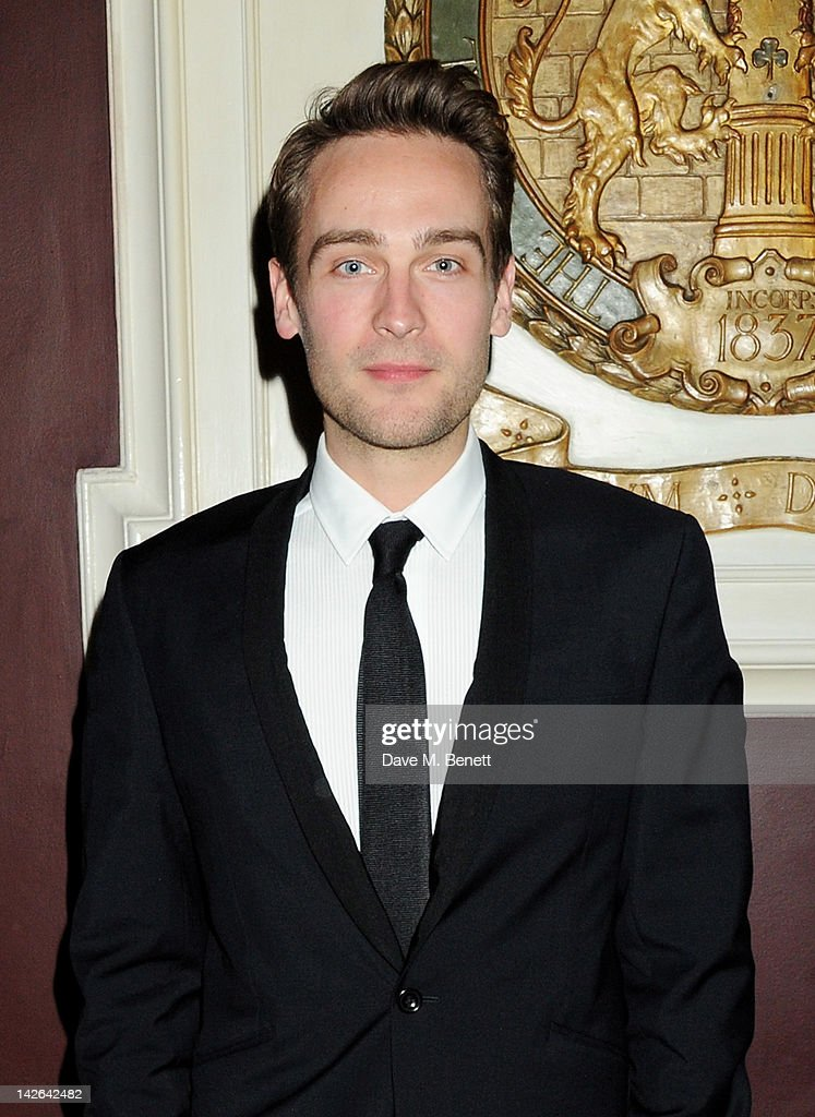 Actor Tom Mison attends an after party celebrating the European Premiere of 'Salmon Fishing In The Yemen' at Sketch on April 10 2012 in London England