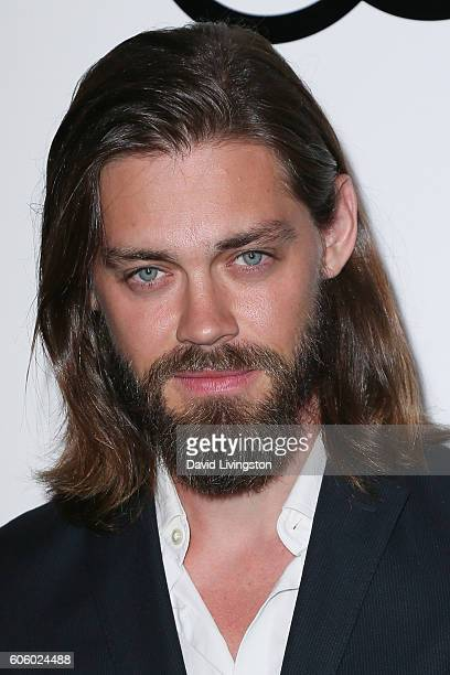 Actor Tom Payne arrives at Audi Celebrates The 68th Emmys at Catch on September 15 2016 in West Hollywood California