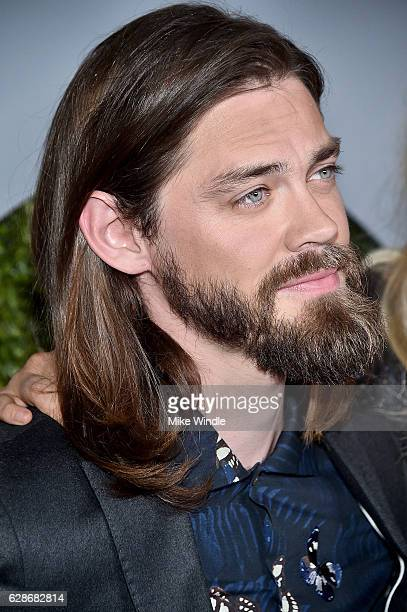 Actor Tom Payne attends the 2016 GQ Men of the Year Party at Chateau Marmont on December 8 2016 in Los Angeles California