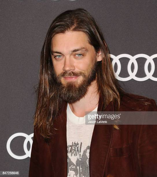 Actor Tom Payne attends the Audi celebration for the 69th Emmys at The Highlight Room at the Dream Hollywood on September 14 2017 in Hollywood...