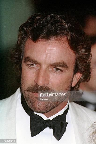 Actor Tom Selleck circa 1990