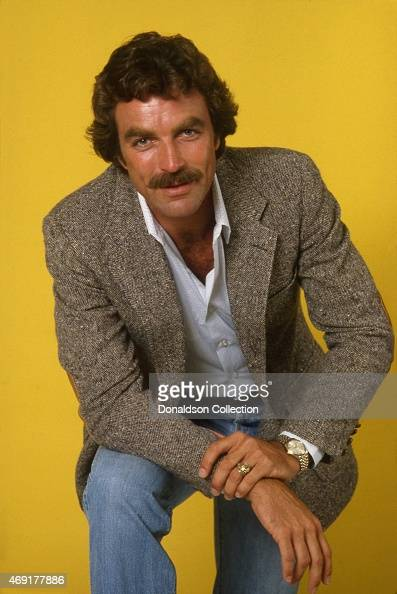 Tom selleck stock photos and pictures getty images