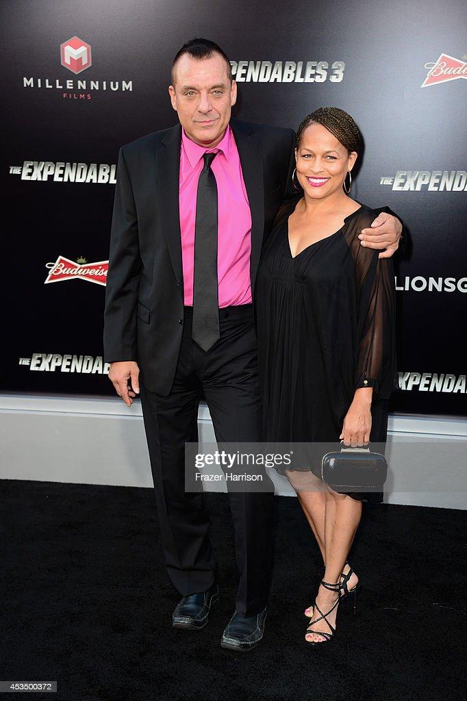"""Premiere Of Lionsgate Films' """"The Expendables 3"""" - Arrivals"""