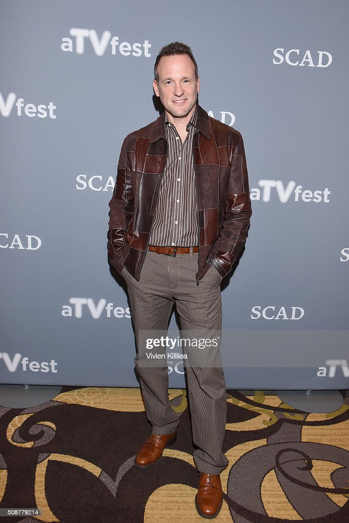 Actor Tom Verica attends 'Behind The Lens: ShondaLand' panel during aTVfest 2016 presented by SCAD on February 6, 2016 in Atlanta, Georgia.