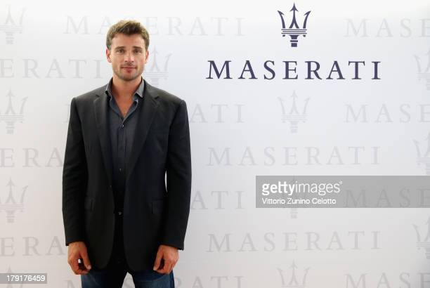 Actor Tom Welling attends the 70th Venice International Film Festival at Terrazza Maserati on August 31 2013 in Venice Italy