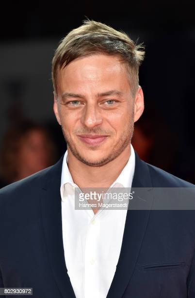 Actor Tom Wlaschiha attend the 'Berlin Falling' Premiere during Munich Film Festival 2017 at Gasteig on June 28 2017 in Munich Germany