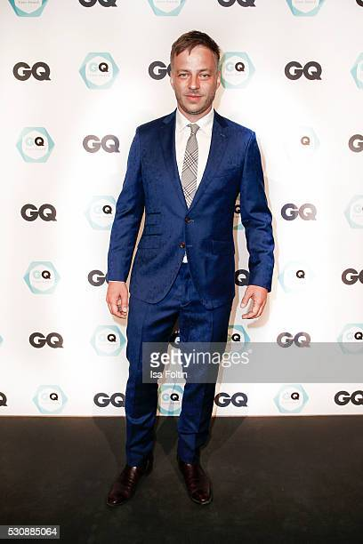 Actor Tom Wlaschiha attends the GQ Care Award 2016 at The Grand on May 11 2016 in Berlin Germany