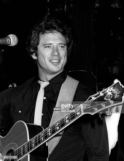 Actor Tom Wopat attends Tom Wopat Opening on June 20 1983 at the Lone Star Cafe in New York City