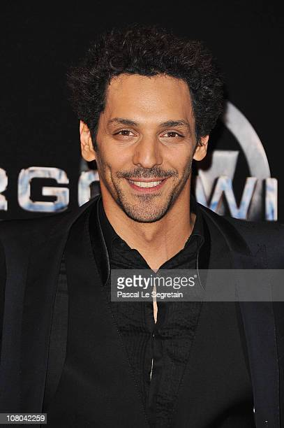 Actor Tomer Sisley attends the Paris Premiere for 'Largo Winch II' at Cinema Gaumont Opera on January 14 2011 in Paris France