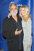 Actor Tommy Chong and Shelby Chong arrive to the annual Oceana Partner's Awards Gala honoring former Vice President Al Gore at the home of Jena and...
