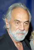 Actor Tommy Chong arrives to the annual Oceana Partner's Awards Gala honoring former Vice President Al Gore at the home of Jena and Michael King in...