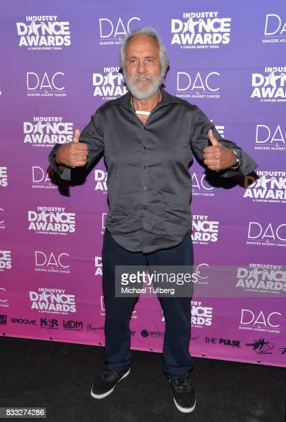 Actor Tommy Chong attends the 2017 Industry Dance Awards and Cancer Benefit Show at Avalon on August 16 2017 in Hollywood California