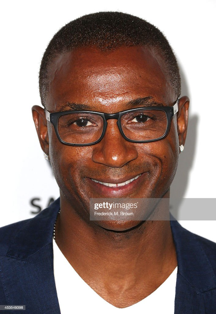 Actor <a gi-track='captionPersonalityLinkClicked' href=/galleries/search?phrase=Tommy+Davidson&family=editorial&specificpeople=619191 ng-click='$event.stopPropagation()'>Tommy Davidson</a> attends the Television Academy and SAG-AFTRA Presents Dynamic & Diverse: A 66th Emmy Awards Celebration of Diversity at the Leonard H. Goldenson Theatre on August 12, 2014 in North Hollywood, California.