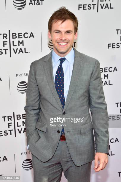 Actor Tommy Dewey attends the 'Casual' Premiere during the 2017 Tribeca Film Festival at SVA Theatre 2 on April 29 2017 in New York City