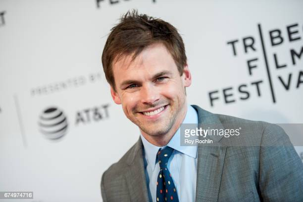 Actor Tommy Dewey attends the screening of 'Casual' at SVA Theatre on April 29 2017 in New York City