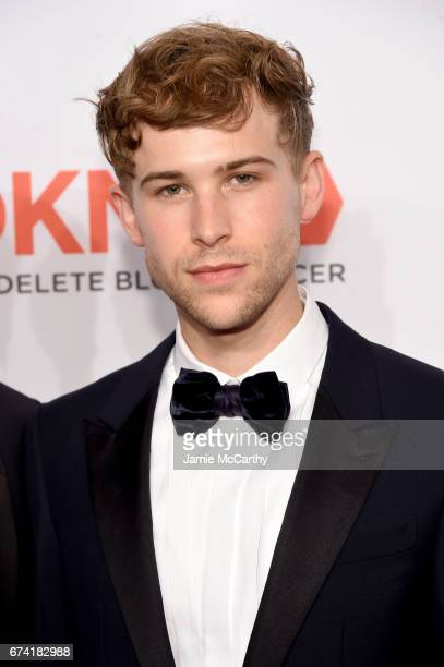 Actor Tommy Dorfman attends 11th Annual DKMS 'BIG LOVE' Gala on April 27 2017 in New York City
