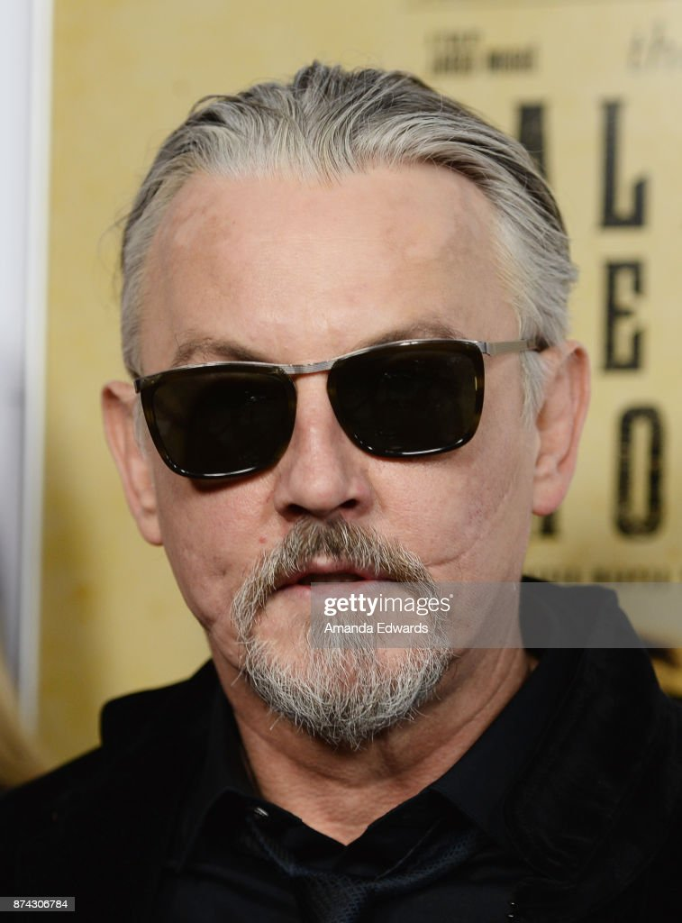 Actor Tommy Flanagan arrives at the AFI FEST 2017 Presented By Audi screening of 'The Ballad Of Lefty Brown' at the Egyptian Theatre on November 14, 2017 in Hollywood, California.