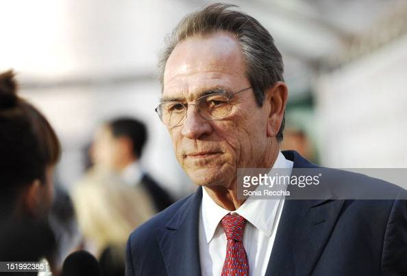 Actor Tommy Lee Jones attends 'Emperor' premiere during the 2012 Toronto International Film Festival at Roy Thomson Hall on September 14 2012 in...