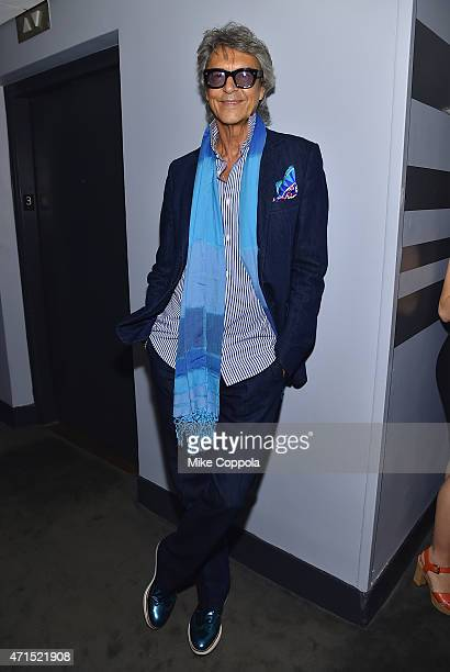Actor Tommy Tune attends the 2015 Tony Awards Meet The Nominees Press Reception at the Paramount Hotel on April 29 2015 in New York City