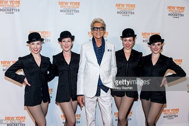 Actor Tommy Tune attends the 'New York Spectacular' opening night at Radio City Music Hall on June 23 2016 in New York City