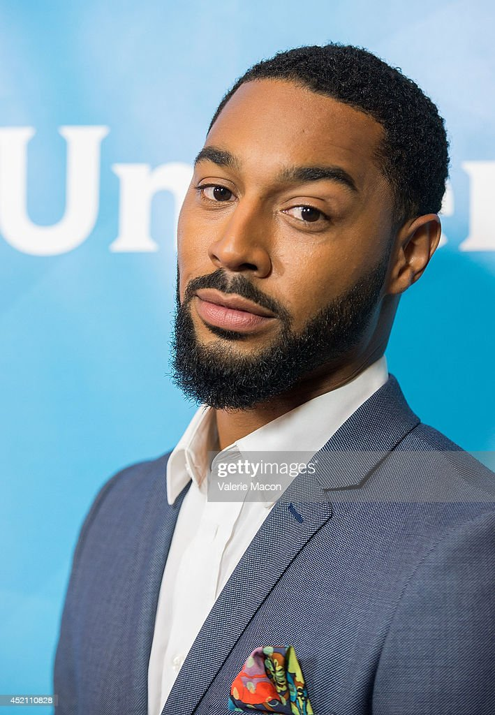 Actor Tone Bell attends NBCUniversal's 2014 Summer TCA Tour Day 1 at The Beverly Hilton Hotel on July 13 2014 in Beverly Hills California