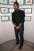 Actor Tone Bell attends the Sunset Overdrive Launch at The Microsoft Lounge on October 27 2014 in Venice California