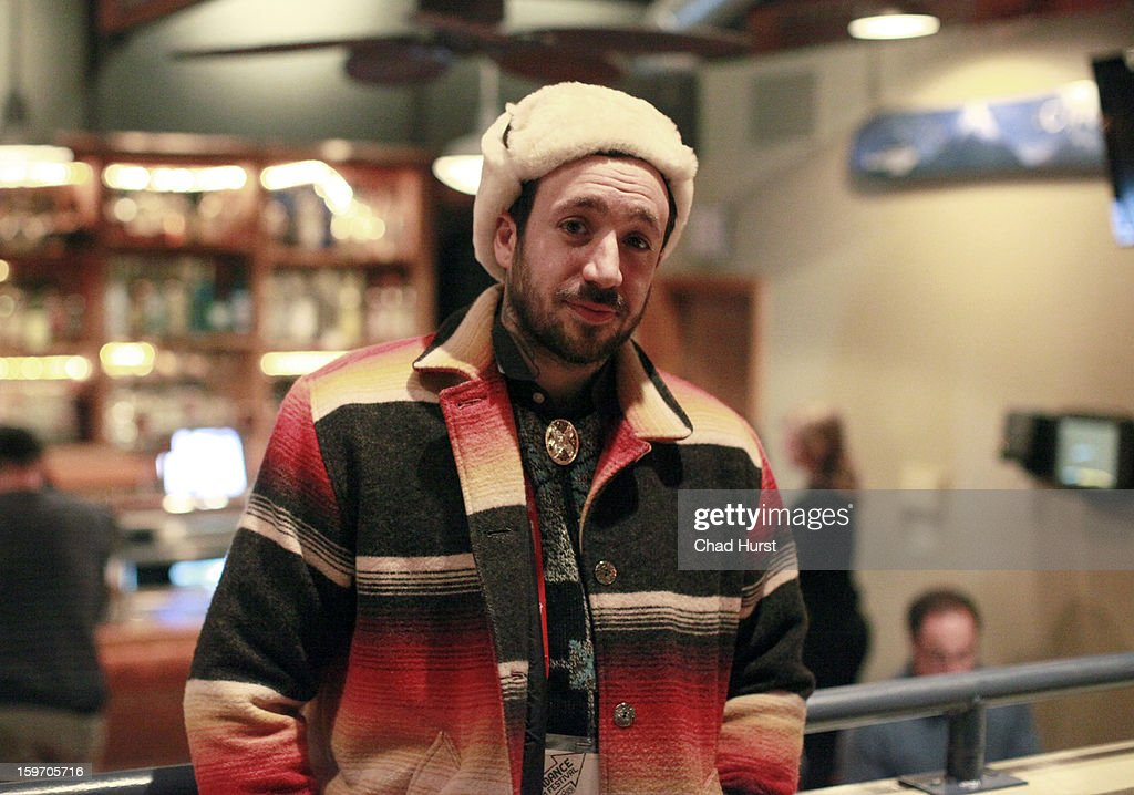 Actor Tone Tank attends 'Newlyweeds' Party at Wasatch Brew Pub on January 18, 2013 in Park City, Utah.