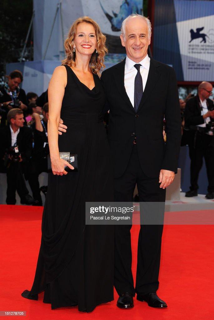 """""""Bella Addormentata"""" Premiere - The 69th Venice Film Festival"""