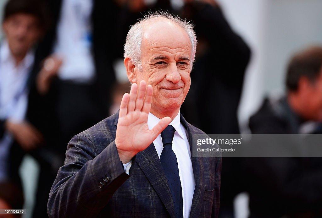 """""""E Stato Il Figlio"""" Premiere - The 69th Venice Film Festival"""