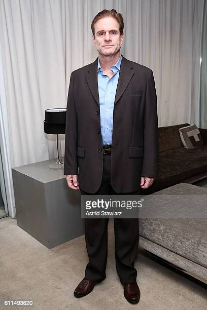 Actor Tony Carlin attends 'The Trial Of An American President' After Party at The Lindeman on September 29 2016 in New York City