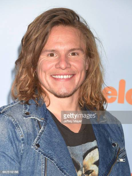 Actor Tony Cavalero arrives at the Nickelodeon's 2017 Kids' Choice Awards at USC Galen Center on March 11 2017 in Los Angeles California