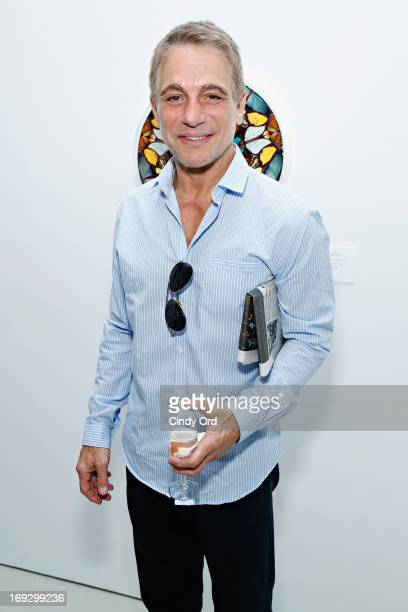 Actor Tony Danza attends the Fierce Creativity Art Exhibition Reception at 545 West 22nd Street on May 22 2013 in New York City