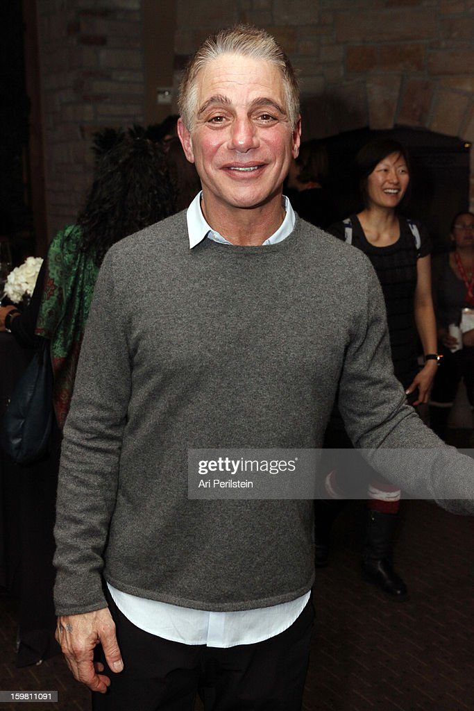 Actor Tony danza attends the HBO Documentary Films Sundance Party on January 20, 2013 in Park City, Utah.
