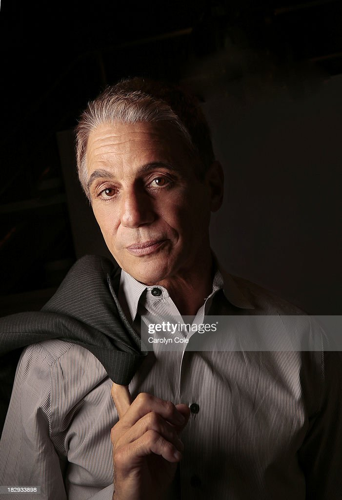 Actor Tony Danza is photographed for Los Angeles Times on October 24, 2013 in New York City. PUBLISHED IMAGE.