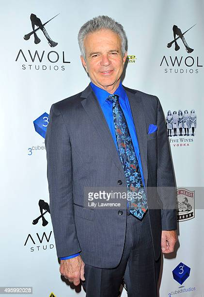 Actor Tony Denison arrives at AWOL Studios launch hosted by Major Crimes star Tony Denison at LA Mother on November 5 2015 in Hollywood California