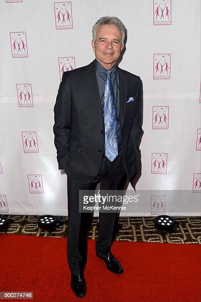 Actor Tony Denison attends A New Way of Life ReEntry Project's 17th Annual Awards Gala at Omni Los Angeles Hotel on December 6 2015 in Los Angeles...