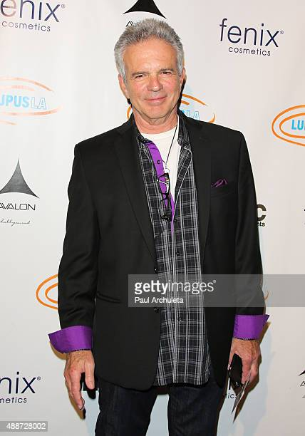 Actor Tony Denison attends 'Get Lucky For Lupus LA' celebrity poker tournament and party at Avalon on September 16 2015 in Hollywood California