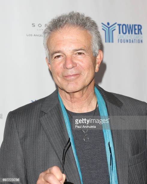 Actor Tony Denison attends the 4th annual 'Ante Up For A Cancer Free Generation Poker Tournament And Casino Night' at Sofitel Los Angeles At Beverly...