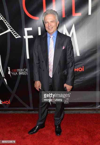 Actor Tony Denison attends the 4th Annual CineFashion Film Awards at El Capitan Theatre on October 8 2017 in Los Angeles California