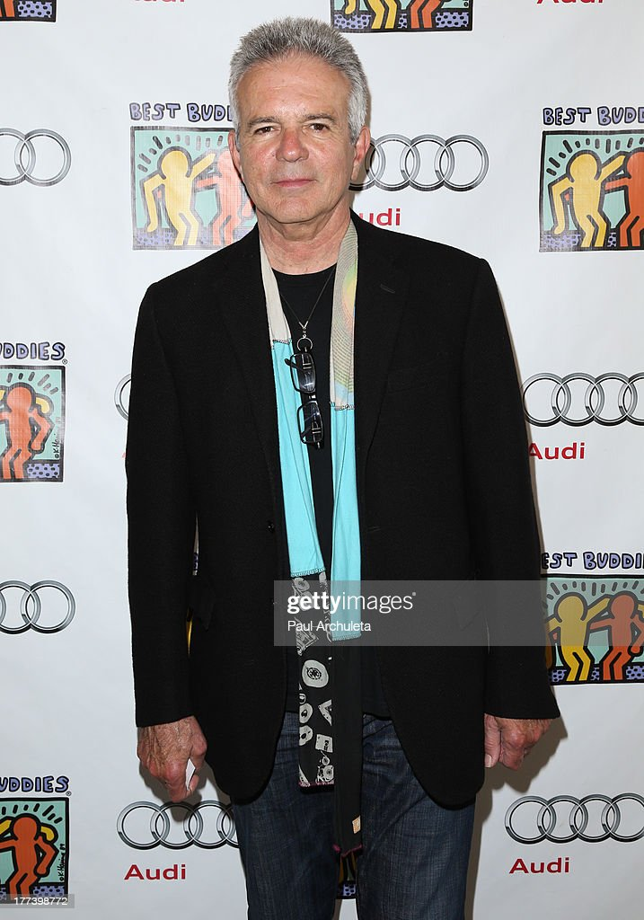 Actor Tony Denison attends the Best Buddies celebrity poker charity event at Audi Beverly Hills on August 22, 2013 in Beverly Hills, California.