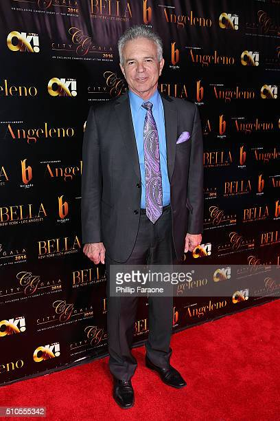 Actor Tony Denison attends the City Gala Fundraiser 2016 at The Playboy Mansion on February 15 2016 in Los Angeles California