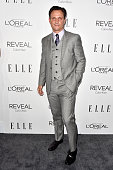 Actor Tony Goldwyn arrives at ELLE's 21st Annual Women In Hollywood at Four Seasons Hotel Los Angeles at Beverly Hills on October 20 2014 in Beverly...