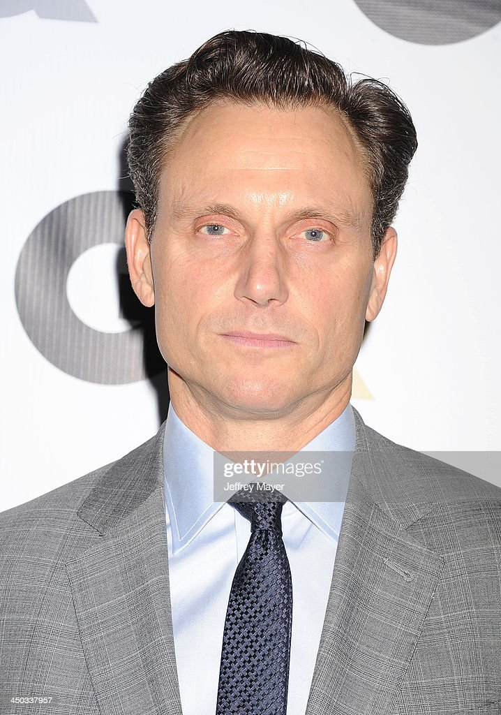 Actor Tony Goldwyn arrives at the 2013 GQ Men Of The Year Party at The Ebell of Los Angeles on November 12 2013 in Los Angeles California