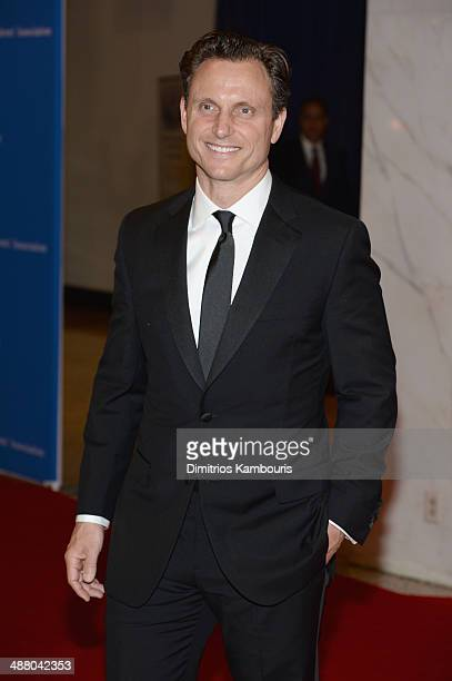Actor Tony Goldwyn attends the 100th Annual White House Correspondents' Association Dinner at the Washington Hilton on May 3 2014 in Washington DC